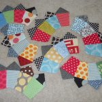 Fan Quilt Along Pattern, part 2