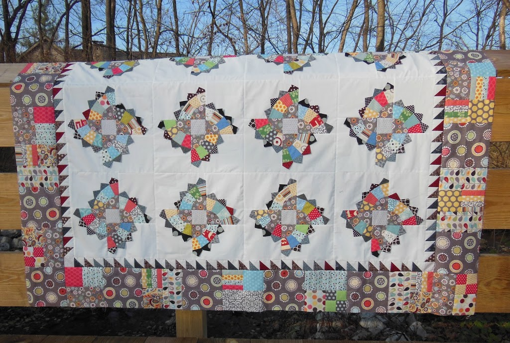 Fan Quilt Pattern Part 1 Color Girl Quilts By Sharon Mcconnell