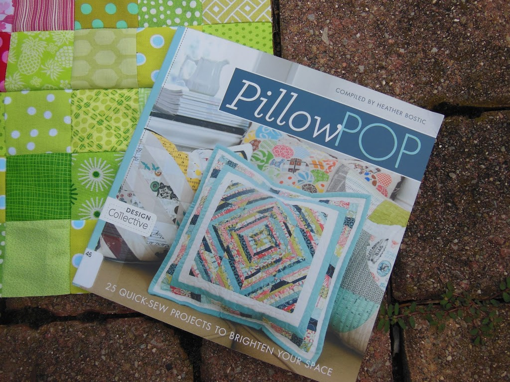 sewing pillows pattern book