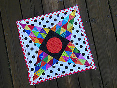 how to hand piece quilt patchwork
