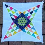 Oasis QAL: center medallion and Circle Applique tutorial