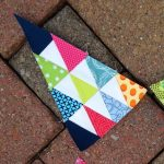 Medallion QAL: create your paper piecing pattern