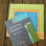"November Book Club: ""Quilting Modern"""