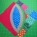 Curved Piecing Tutorial; plus help with steps 13-14