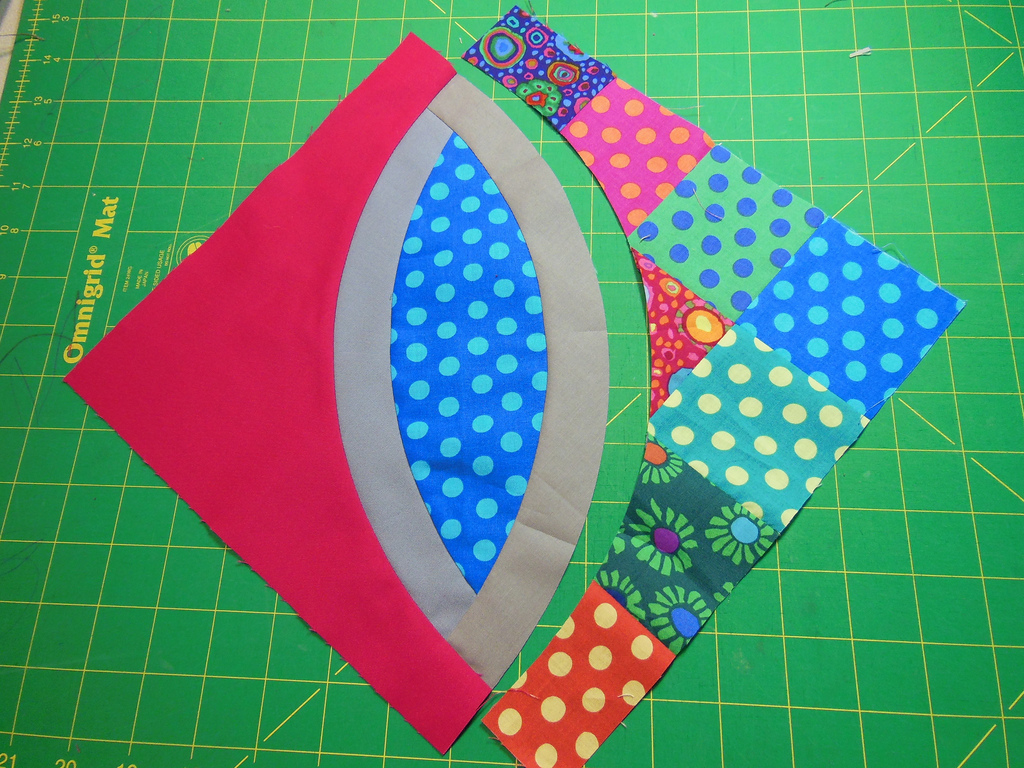 Curved Piecing Tutorial Plus Help With Steps 13 14