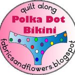 Polka Dot Bikini: The Quilt-Along (plus a giveaway)