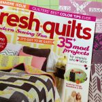 On the Newsstand: Fresh Quilts