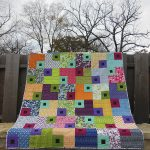 """Another """"Colorful"""" Quilt (and giveaway)"""