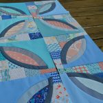 Polka Dot Bikini Quilt Along: Progress and Troubleshooting