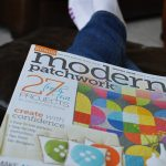 My First Publication: Modern Patchwork