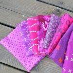 """For the Love of Fabric: """"Radiant Orchid"""""""