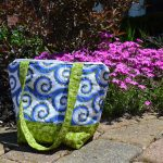 Simple Zippered Tote Tutorial