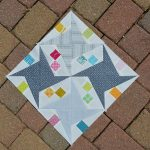 Quilting How To: Paper Piecing with less waste