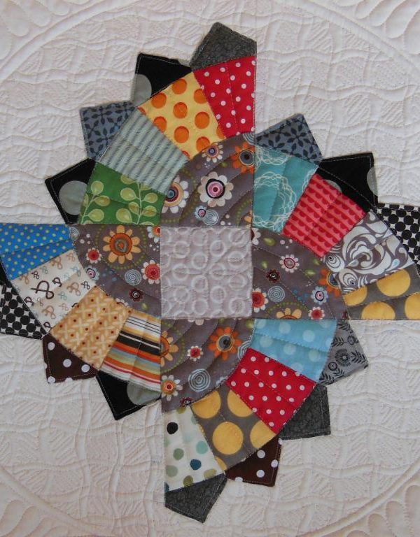 Twirling Fans by Color Girl Designs