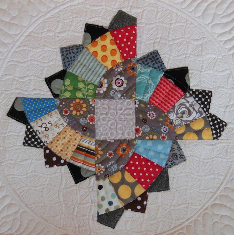 Twirling Fans Quilt Pattern Pdf Color Girl Quilts By