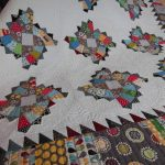 Fan Quilt Pattern: part 1