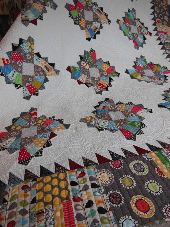 Fan Quilt Pattern Part 1 Color Girl Quilts By Sharon