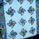 Reader Spotlight: Letha's Twirling Fans Quilt