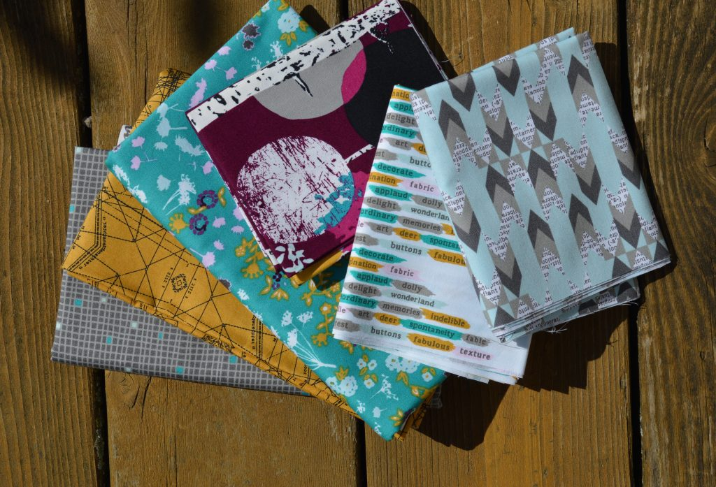 Indelible fabric for quilting, by Katarina Roccella for Art Galler Fabrics