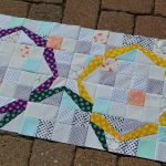 A Winner! A Quilt in Progress…