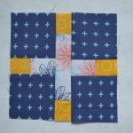 Super Simple Sampler Quilt: block #4