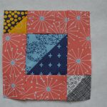 6″ Sampler Quilt Block #5: Triangles