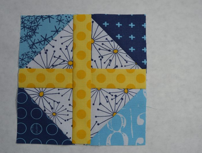 6 Quot Sampler Quilt Block 6 Color Girl Quilts By Sharon
