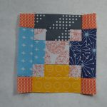Six Inch Sampler Block #10