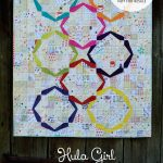 "The ""new"" Hula Girl Quilt Pattern"