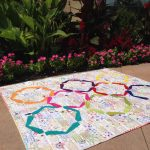 Hula Girl Quilt Pattern Now on Sale