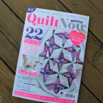 My Scrap Quilt in Quilt Now Magazine, plus Giveaway!