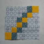 Super Simple Sampler Quilt: Block #9