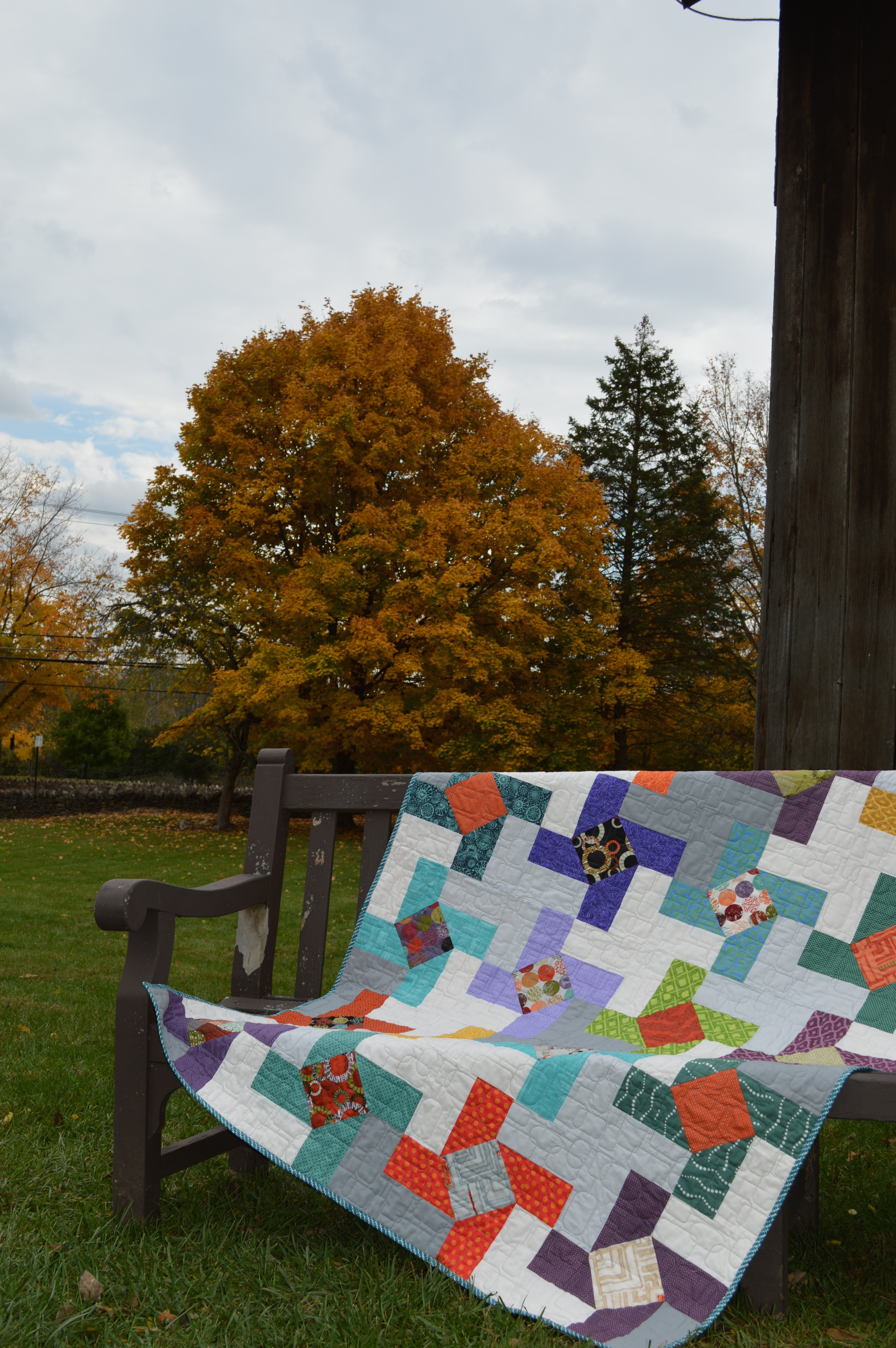 Dutch Windmill Quilt Pattern Color Girl Quilts By Sharon