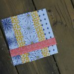Super Simple Sampler Quilt Block #15