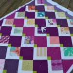 Charming Quilt in Progress, Charming Giveaway