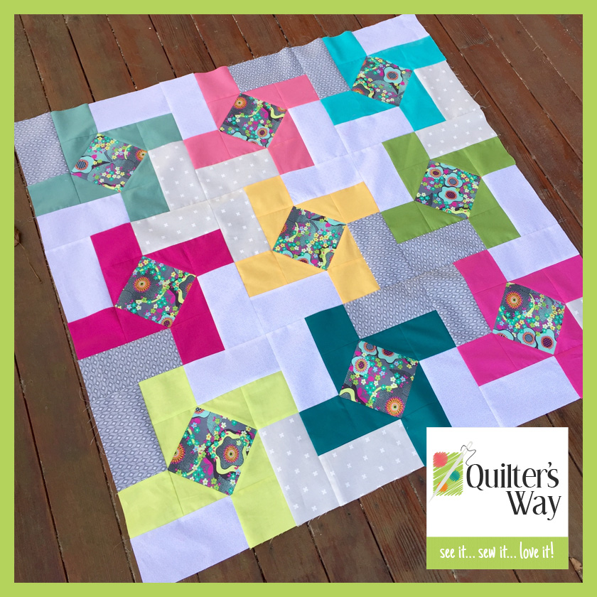 Giveaway Quilt Fabric And Pattern Color Girl Quilts By