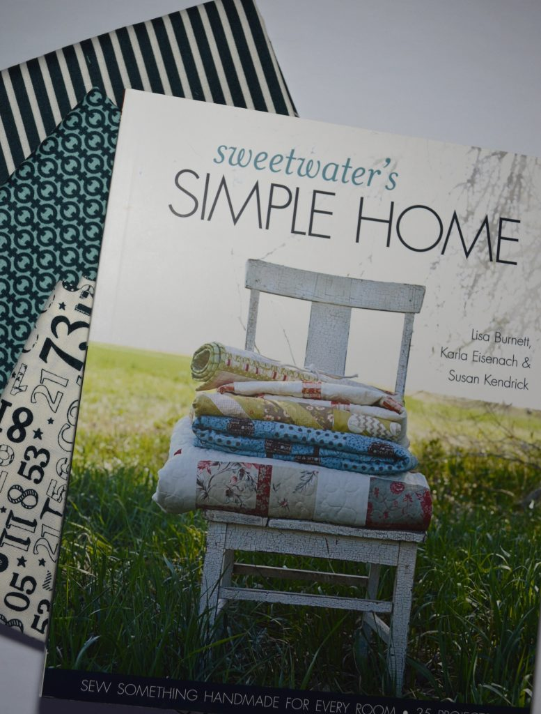 Home Sewing Book and patterns by Sweetwater
