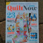 Quilt Now, issue 6, Featuring Eclipse Quilt