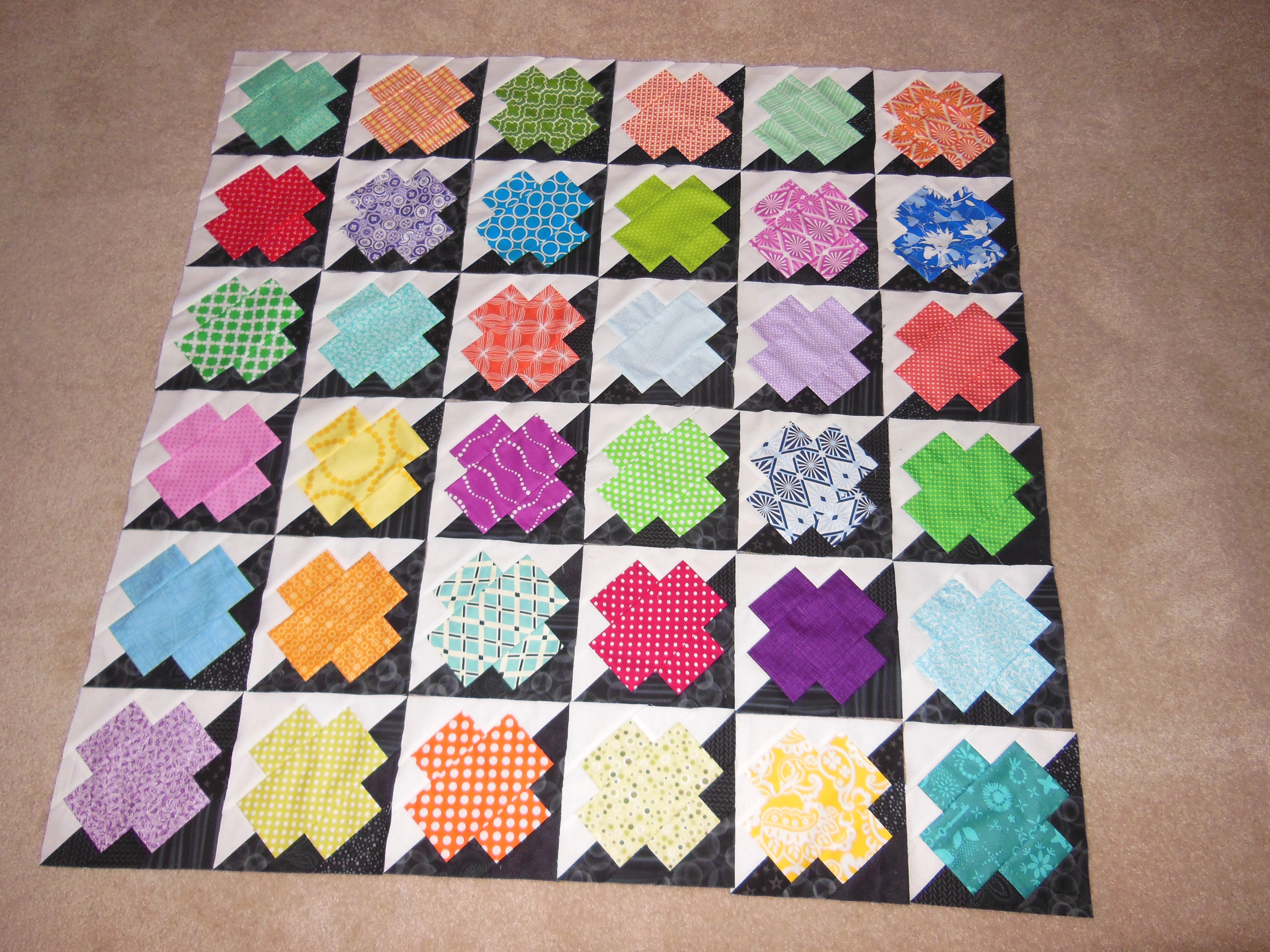 Scrap Quilt Patterns For Beginners : New Pattern: