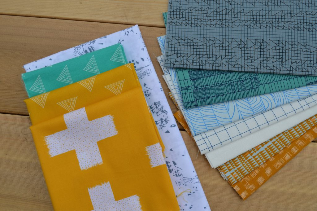 how to choose color and fabric for quilts