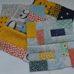 Simple Sampler 6″ block #22