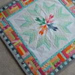 Aviatrix Quilt: The Second Border