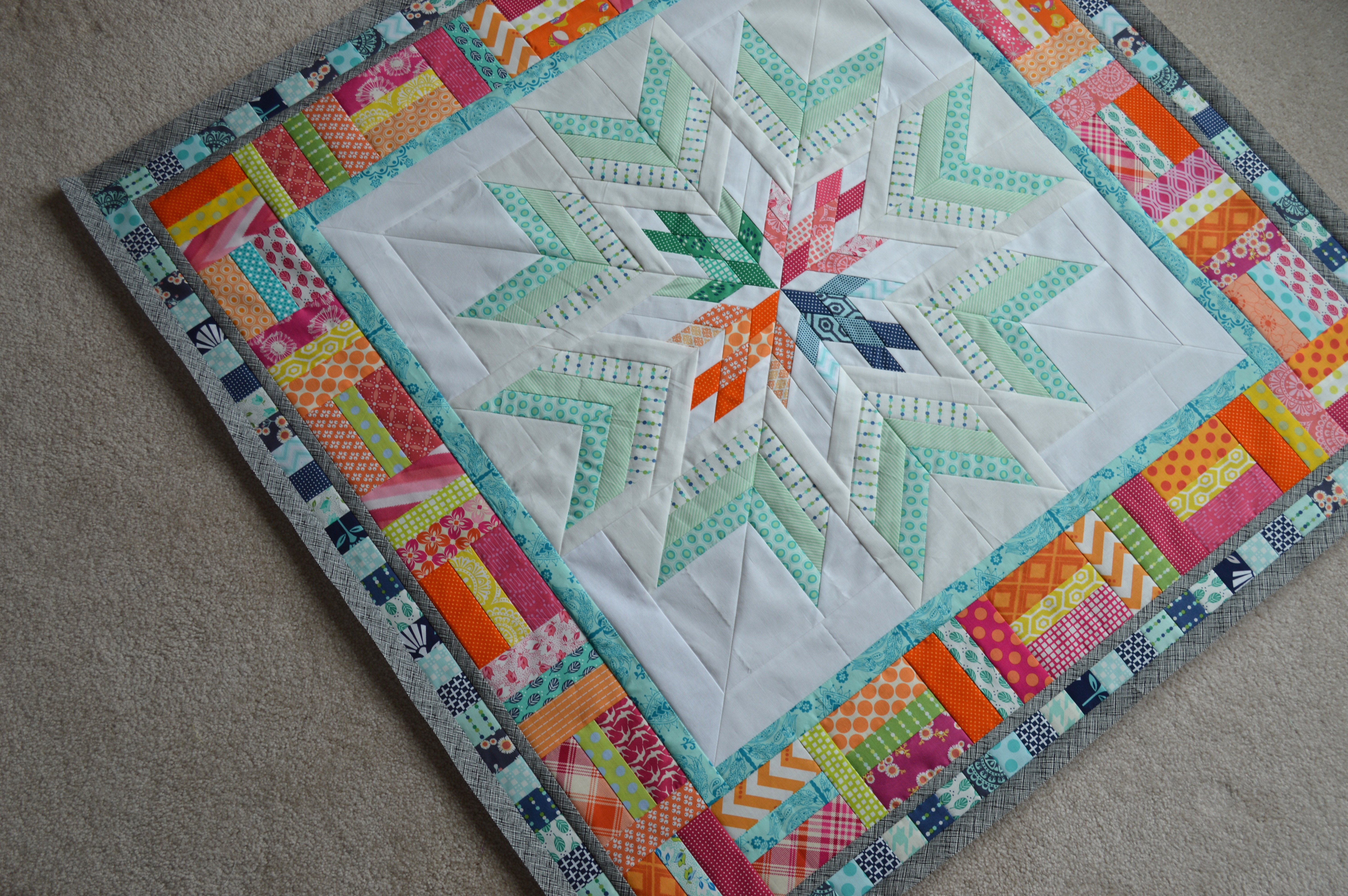 Aviatrix Quilt The Second Border Color Girl Quilts By