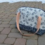 New Sewing: My Aeroplane Bag