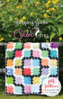 Jumping Jacks scrap quilt by Sharon McConnell easy quilting pattern