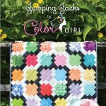 "New Pattern: ""Jumping Jacks"" Scrap Quilt"