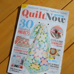 Quilt Now issue 9 Featuring Gossamer