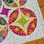 Mini Quilt Table Topper