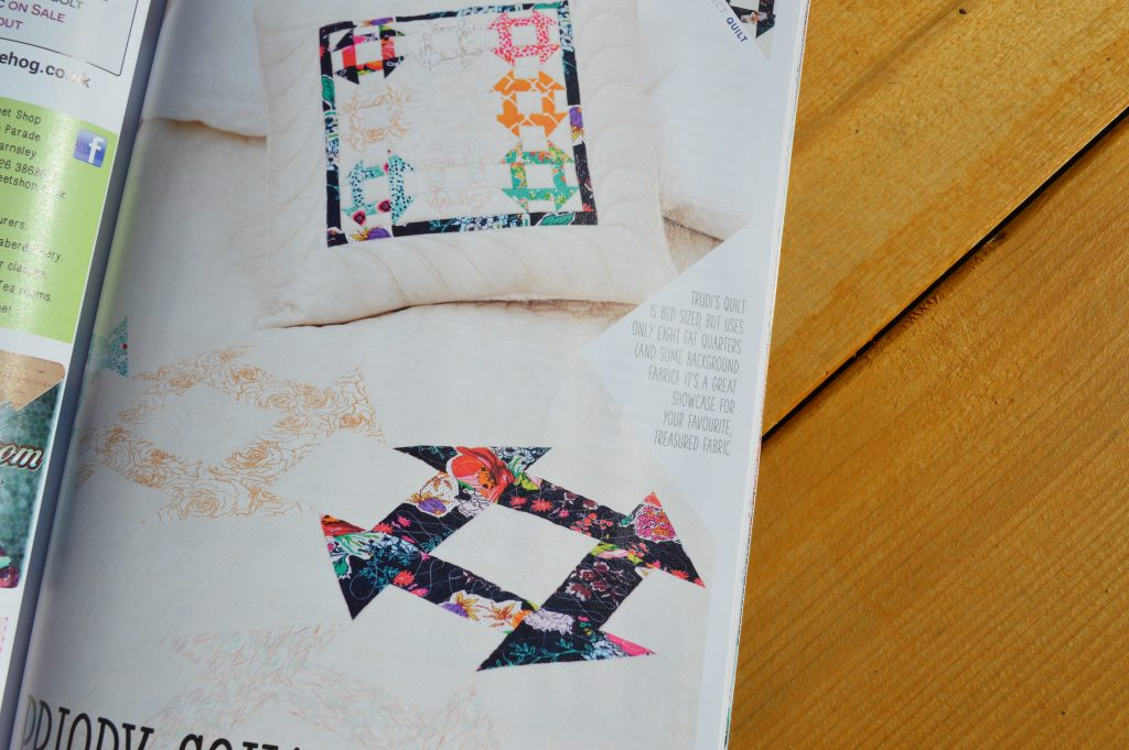 Quilt Now issue 9, quilting pattern magazine
