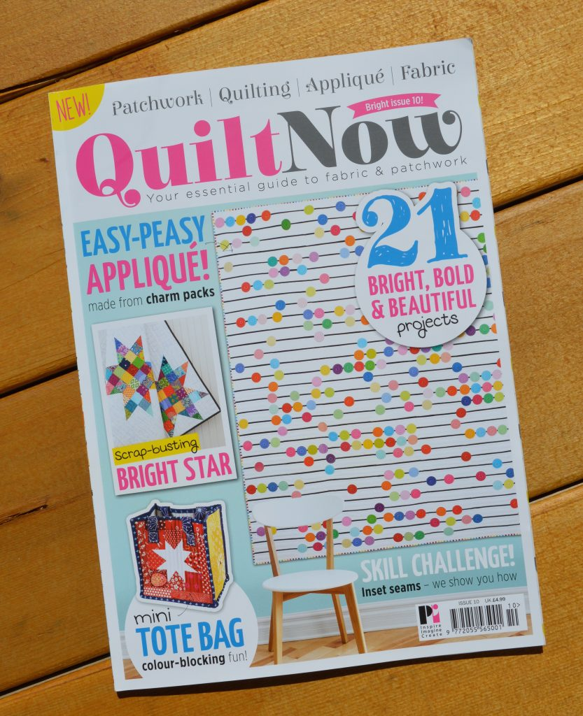 Quilt Now Magazine issue 10